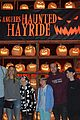 these celebs got spooked on the la haunted hayride 02