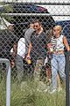 scott disick sofia richie grab coffee before flying out of town 35