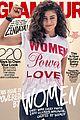 zendaya glamour magazine november 03