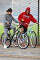 justin bieber selena gomez bike ride together 53