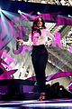 camila cabello works it out at iheartradio fiesta latina 09