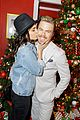 hayley erbert derek hough christmas americana event 05