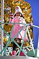 olivia holt angelica kat jojo parade pics 10