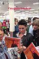 taylor swift surprises fans buying album in target 08