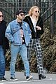 joe jonas and sophie turner couple up for saturday morning stroll 04