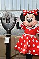 minnie mouse own star walk fame news 02