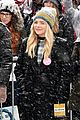 chloe moretz womens march rally sundance 01