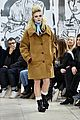 elle fanning kaia gerber miu miu paris fashion week 01
