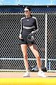 kim kardashian khloe kardashian kendall jenner baseball 07