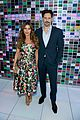 sofia vergara dons strapless floral gown for ready player one premiere with joe manganiello 01