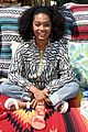 yara shahidi gets festival ready at tevas styling suite 12