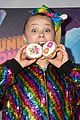 jojo siwa dunkin donuts event hair down quote 18