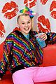 jojo siwa dunkin donuts event hair down quote 32