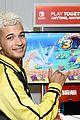 jordan fisher 13rw cast chandler kinney more e3 gaming con 24