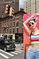 victoria justice shows her colors at nyc pride parade 2018 02