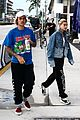 justin bieber hailey baldwin movies miami june 2018 13