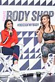 camila mendes stays fit at shape magazines body shop pop up 14
