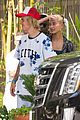 justin bieber shows off tattooed torso on vacation with hailey baldwin 03