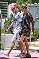 justin bieber shows off tattooed torso on vacation with hailey baldwin 41