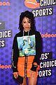 chloe kim wins kids choice sports liza koshy 10