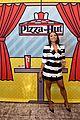 dove cameron kat graham pizza hut sdcc 07
