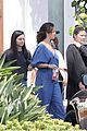 selena gomez wears keep the faith t shirt while stepping out for breakfast 05
