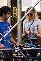 joe jonas sophie turner bike ride 15