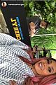 riverdale cast pool scene s3 vanessa bf michael pics 02