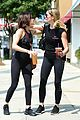 lucy hale ashley green grab tea after workout 10