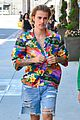 justin bieber hailey baldwin make one colorful couple in beverly hills 04