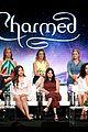 sarah jeffery charmed panel tcas 2018 08