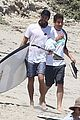 liam hemsworth goes paddle boarding 64