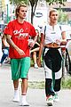 justin bieber hailey baldwin brooklyn august 2018 03
