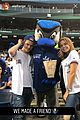 bailee madison alex lange blue jays game toronto 03