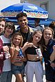 jordan fisher surprises dwts juniors cast with dippin dots before filming02