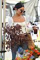 vanessa hudgens dons halloween inspired outfit ahead of farmers market trip16