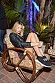 vanessa hudgens stays warm in her uggs at 40th anniversary celerbration15