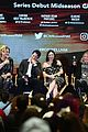 jeanine mason nathan parsons bring roswell to new york comic con 02
