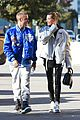 justin bieber hailey baldwin saturday morning pics 24