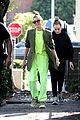 justin bieber hits the studio as wife hailey supports his drew clothing line 05