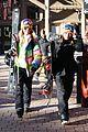sofia richie paris hilton hit the aspen slopes together 05