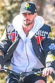 justin bieber pastor carl lentz spend the day together in nyc 06