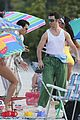 the jonas brothers throw huge beach party for music video in miami 27