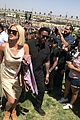 kardashian jenners support kanye west at sunday church coachella set 08