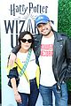 ally maki attends harry potter wizards unite event with fiance travis atreo 05