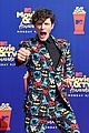 brett dier batman suit haley lu richardson mtv movie tv awards 03