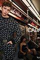 justin hailey bieber strip down steamy calvin klein campaign 05
