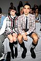 maisie williams reuben selby take fans behind scenes paris fashion week 01