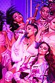 ariana grande goes sultry lingerie medley of her hits grammys 03
