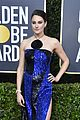 shailene woodley bold blue dress golden globes 2020 01